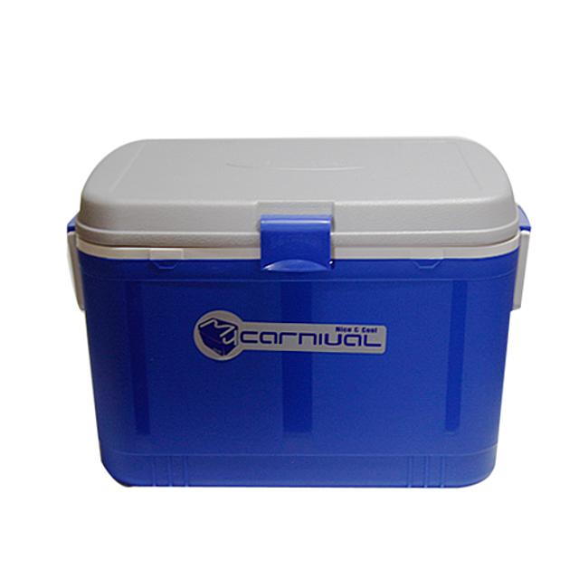 엉쿨 60쿼터카니발아이스박스(색상임의배송) 낚시 캠핑 레저용품