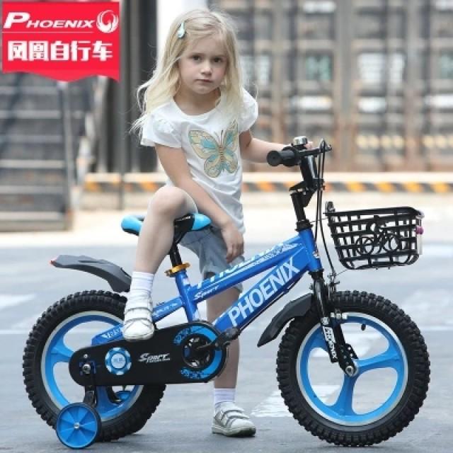 [해외] 2-10살 보조바퀴자전거 아동자전거