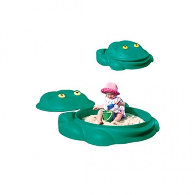 (스텝2 개구리모래함)모래함 모래놀이 소꿉놀이 실내모래놀이 장난감 수입완구